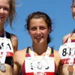 Australian Junior 2012 Track Results