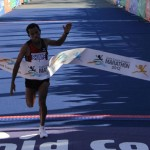 Shumye wins Gold Coast Marathon