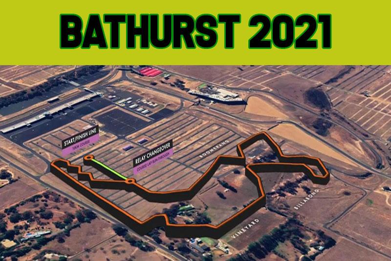 Bathurst 2021 World Challenge