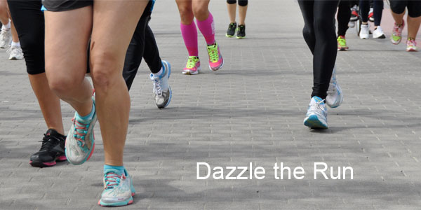 Dazzle the Run