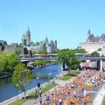 Moiben wins Ottawa Marathon 2011