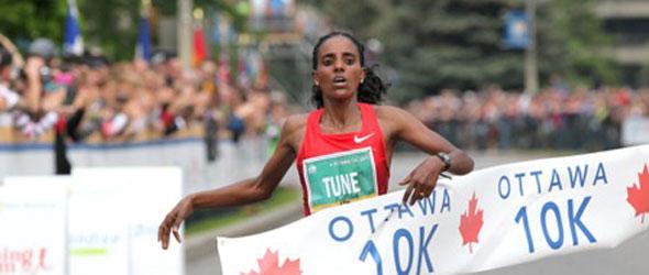 Dire Tune - Ottawa 10k 2011