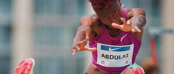Ruky Abdulai - Hepthatlon