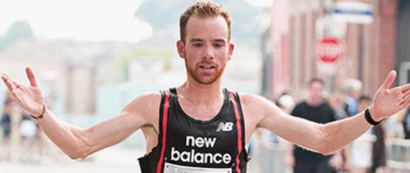 Reid Coolsaet aims at Olympics
