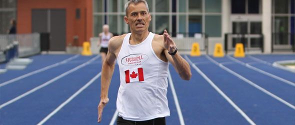 Rick Ball for Parapan AM Games