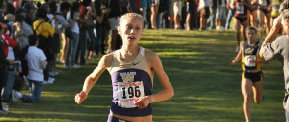 Kendra Schaaf takes Cross title