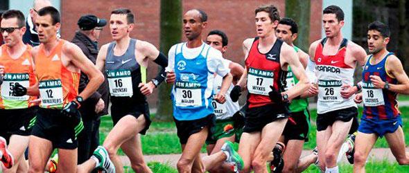 Dylan Wykes - Rotterdam Marathon