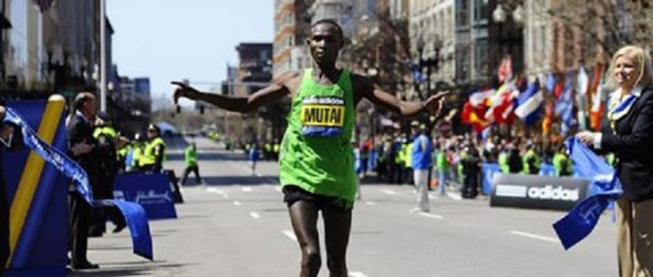 Geoffrey Mutai for Ottawa 10K