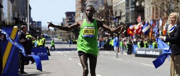 Geoffrey Mutai for Ottawa 10K