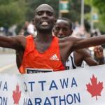 Moiben sets Ottawa Marathon record