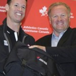 Canadian Paralympic and Olympic Team 2012