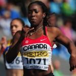 Bingham 4th in 100-metre final