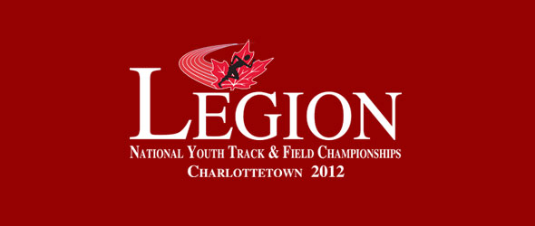2012 Legion Canadian Youth Athletics Championships