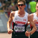 Wykes finishes 20th in marathon