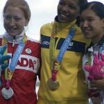 Virginia McLachlan wins Medal