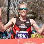 Gillis and Duchene win Half Marathon titles
