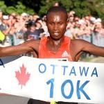 Mutai returns to the Ottawa 10K