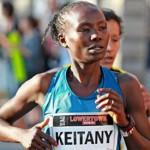 Mary Keitany sets new Ottawa 10k record