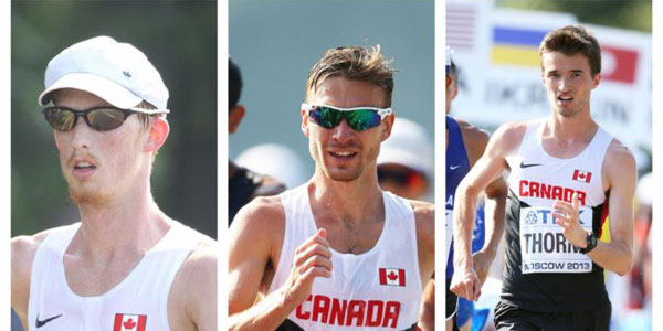 Canada's Top3 Race  Walkers