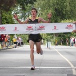 Dylan Wykes and Lanni Marchant win in Vancouver