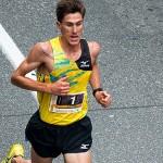 Dylan Wykes for Vancouver Half Marathon