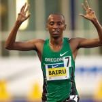 Simon Bairu retires