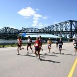 Quebec City Marathon Events 2014 success
