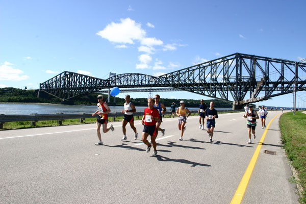 Quebec City Marathon Events