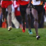 Team Canada for World Cross Country