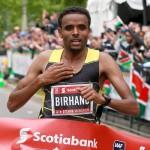 Ethiopians dominate Ottawa Marathon 2015
