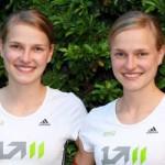 Hahner sisters, next marathon generation