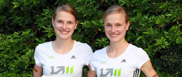 The Hahner sisters, Germany's next marathon generation?
