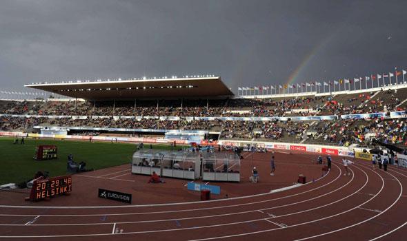 Helsinki Stadium