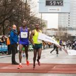 Birhanu Legese causes upset in Berlin Half