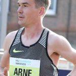 Gabius and Scherl for Hannover Marathon 2019