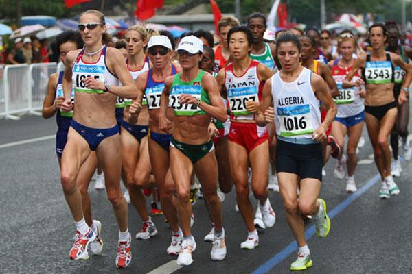 Paula Radcliffe - Beijing