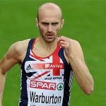 Gareth Warburton provisionally suspended