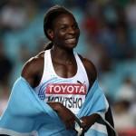 Amantle Montsho B sample confirms positive