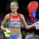 Yulia Zaripova banned, may lose Gold