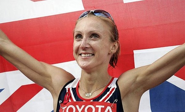 paula radcliffe doping