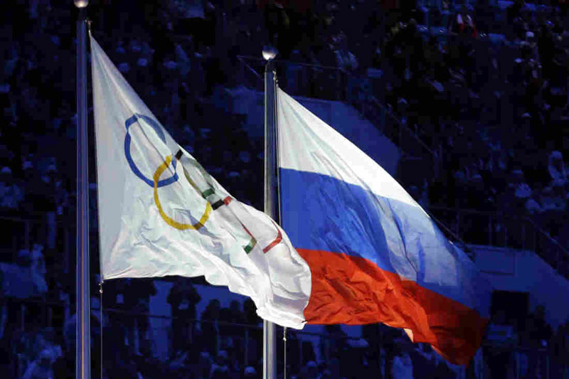 Nine Russian athletes meet eligibility criteria