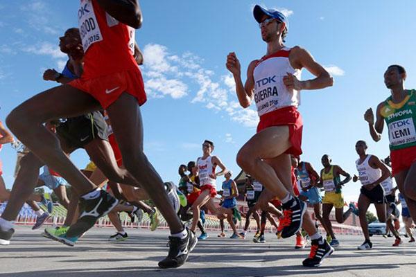 javier guerra - maraton