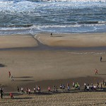 Events along the North Sea coastline