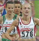 Paula Radcliffe Munich 2002