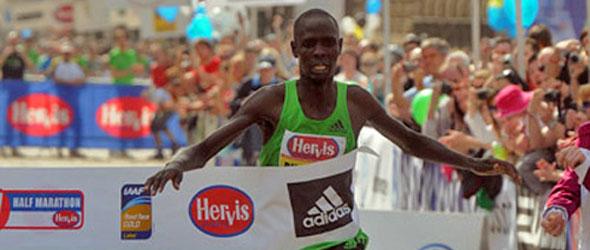 Philemon Limo for Prague Half 2012