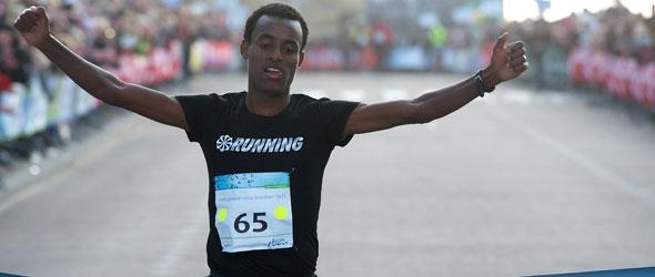 Dawit Wolde - Egmond Half Marathon 2012