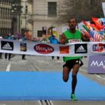 Tsegay wins Prague Half