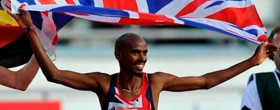 Mo Farah defends Euro title
