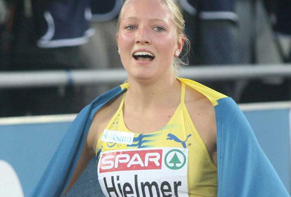 Moa Hjelmer wins Euro 400m title