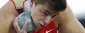 David Storl wins Helsinki 2012 Shotput Title